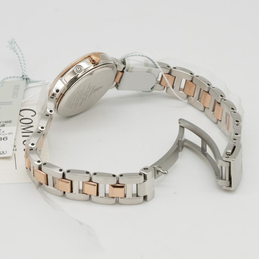 質イコー [セイコー] SEIKO 腕時計 SSVW186 ルキア 2020 クリスマス限定モデル ソーラー電波 レディース 新品 pawnshopiko 06