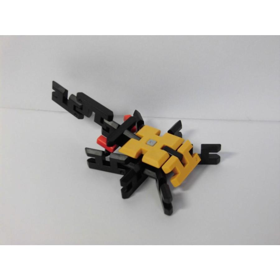 ピーブロック「コンテナセット300」知育玩具 教材 組み立て 創造力  300ピース 10色 多種 共同遊び pblock 13