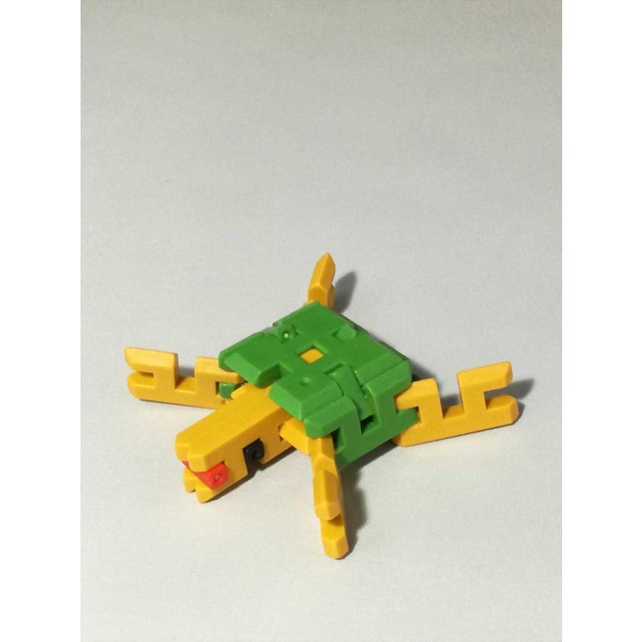 ピーブロック「コンテナセット300」知育玩具 教材 組み立て 創造力  300ピース 10色 多種 共同遊び pblock 10