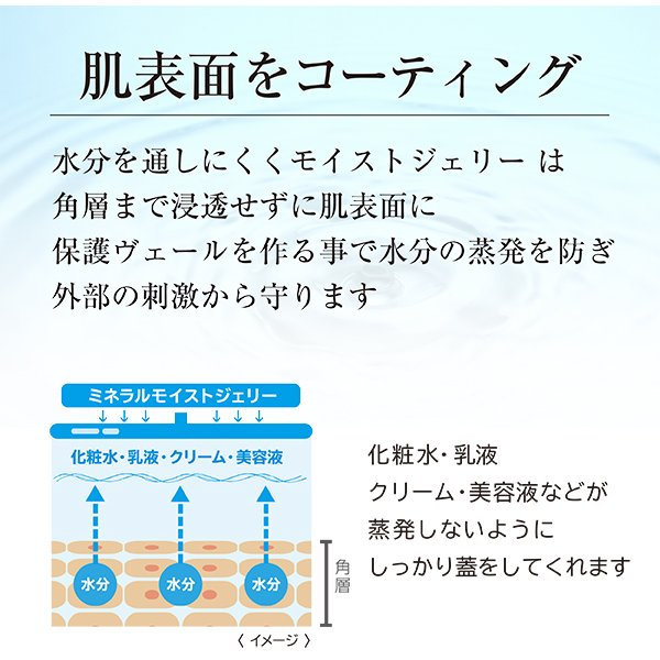 ワセリン 世田谷コスメ (正規販売店) モイストジェリー 40g 白色ワセリン 高純度 赤ちゃんにも使える チューブタイプ|pbt|04