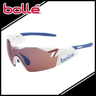 bolle ボレー サングラス 6th Sense Shiny 白い 青/Rose 青 シックスセンス スポーツ 6thSense11843