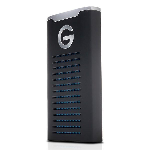 【在庫目安:お取り寄せ】 G-Technology 0G06054 G-DRIVE mobile SSD R-Series 2TB