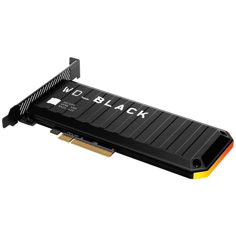 【在庫目安:お取り寄せ】 WESTERN DIGITAL 0718037-883830 WD Black 内蔵SSD PCIe Gen3×8 2TB 5年保証 WDS200T1X0L