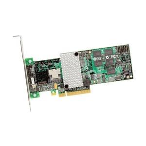 【在庫目安:お取り寄せ】 キングテック MegaRAID SAS 9260-4i  SGL LSI00197 / MegaRAID PCIEx8(Gen2.0) SATA/ SAS 6Gb/ s 内部4ポートRAIDカード