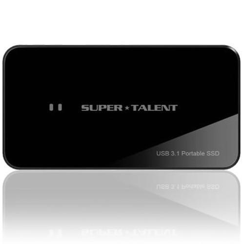 【在庫目安:お取り寄せ】 スーパータレント FUW960UCU0 USB3.1(Gen2) Portable RAIDDrive ポータブル(外付)タイプSSD 960GB