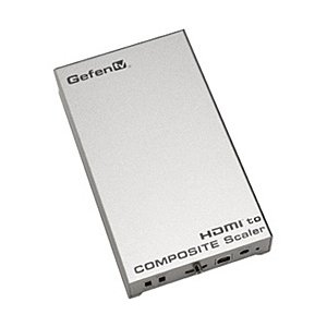 【在庫目安:お取り寄せ】 Gefen GTV-HDMI-2-COMPSVIDSN HDMI to コンポジットコンバーター