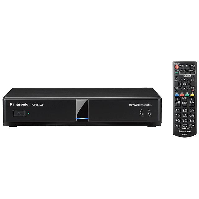 【在庫目安:僅少】 Panasonic KX-VC1600J HD映像コミュニケーションユニット