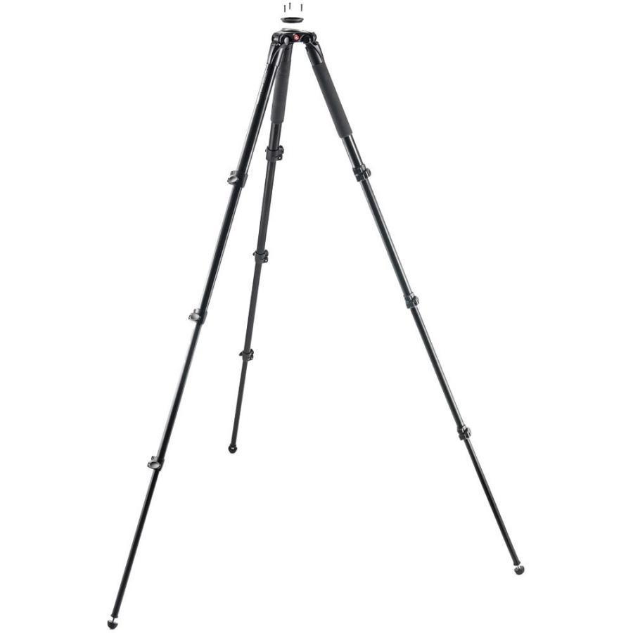 日本初の 【在庫目安:お取り寄せ】 マンフロット 60mm MVT535AQ シングルレッグ 75/ アルミニウム4段ビデオ三脚 MVT535AQ 75/ 60mm, Baby A-GoGo:5721f770 --- viewmap.org