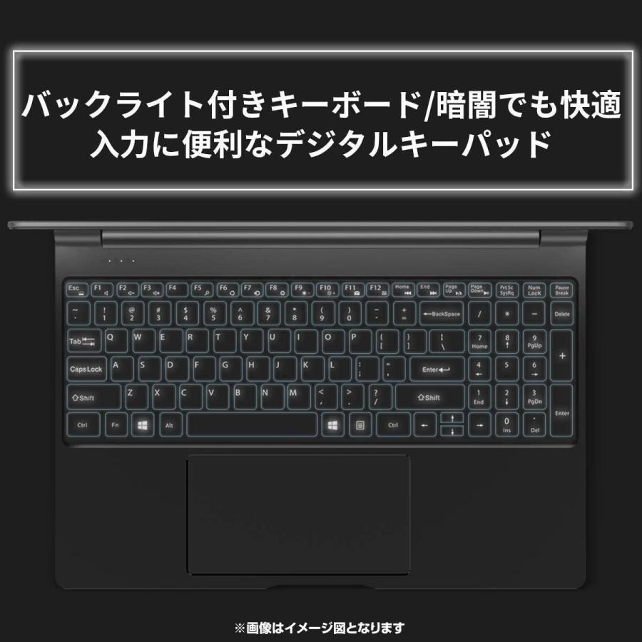 新品パソコン ノートパソコン MS Office2019 Win10 第7世代Core i7 メモリ8GB 高速SSD256GB Bluetooth14型 IPS 2K液晶 Webカメラ Bluetooth wajun Pro X13|pc-m|08