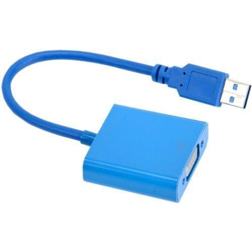 送料無料 USB 3.0 to VGA 変換 アダプター★マルチディスプレイ 最大6台まで接続可能【P25Apr15】|pcastore|02