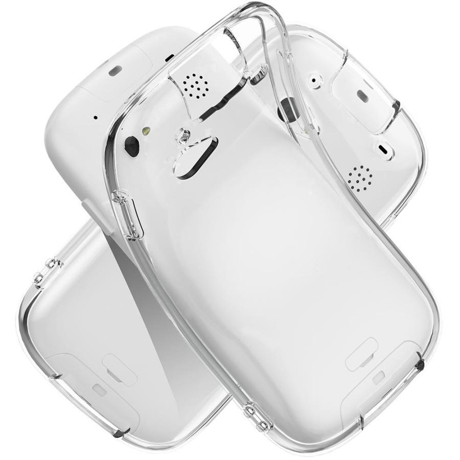 キッズフォン2 ソフトケース TPU保護ケース カバー Kids phone 2 透明 クリア TPU 素材 背面カバー 超軽量 耐衝撃 落下防止 pcastore 03