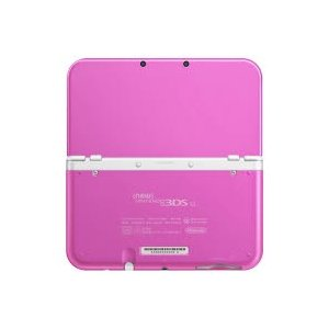 ニンテンドウ (赤-S-PAAA)Newニンテンドー3DS LL ピンク×ホワイト
