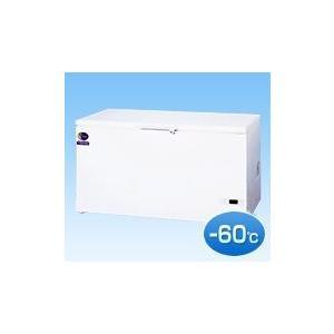 ダイレイ チョスト型スーパーフリーザー −60℃ 368L DF-400e Dairei 送料無料・代引き不可