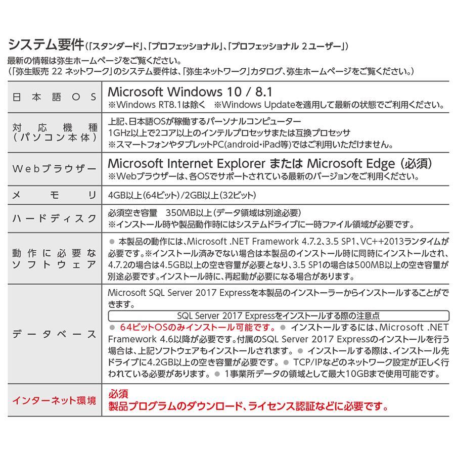 弥生販売21プロフェッショナル(HRAP0001) pcoffice 03