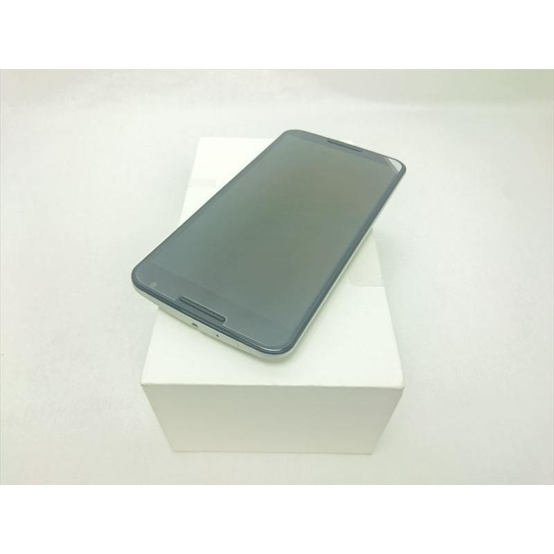 NEXUS 6 32GB クラウドホワイト /XT1100 【海外版 SIM FREE】、新品同様、未使用品、SIMフリー|pcones