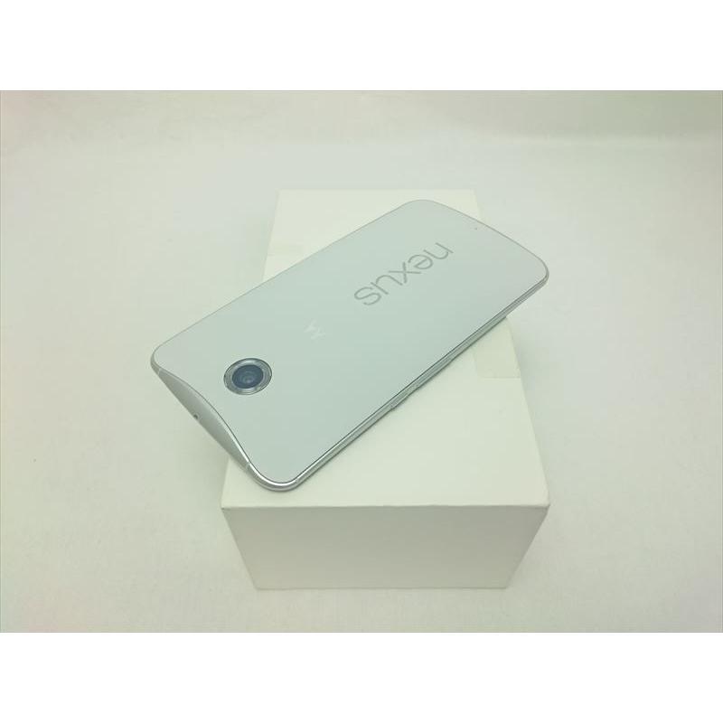 NEXUS 6 32GB クラウドホワイト /XT1100 【海外版 SIM FREE】、新品同様、未使用品、SIMフリー|pcones|02