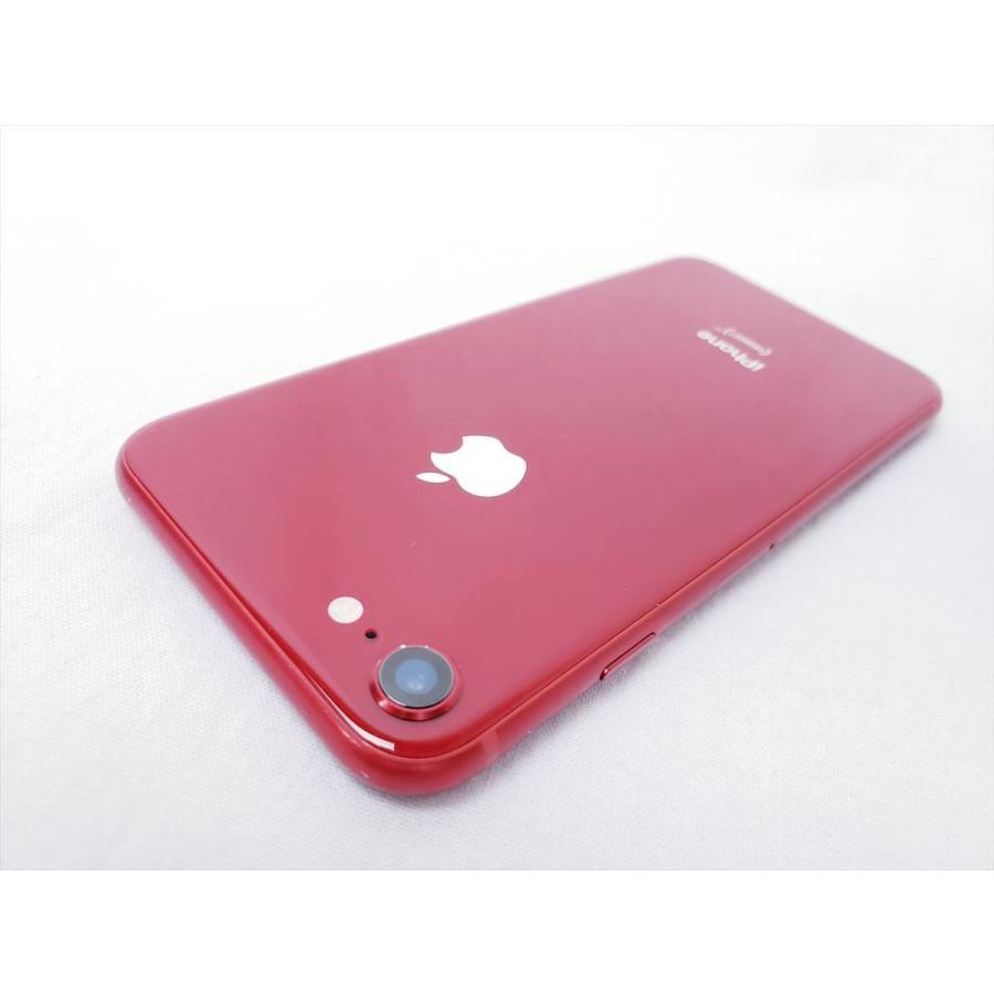 (中古) iPhone 8 256GB レッド /MRT02J/A 、au pcones 02