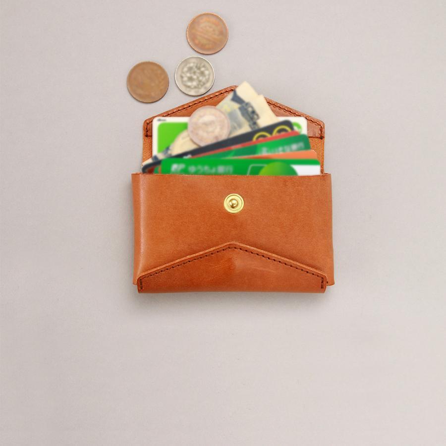 財布 ミニ財布 小さい フラップ付き財布 キーリング付き コンパクト 革 本革 AGILITY affa アジリティアッファ パクパクウォレット|pdd|15