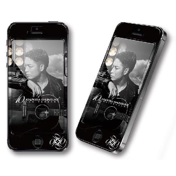 清木場俊介モデル オフィシャルグッズ iPhone5/5s対応デザインプロテクターシール|peace-gsj|02