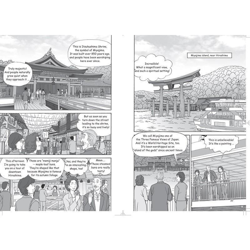 """英語版""""The Hiroshima Miracle""""(ヒロシマミラクル)【合本版】 peacepieceproject 02"""