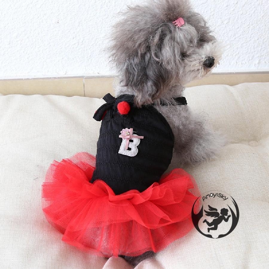 犬服 猫の服 ペット服 ペット用品 ドッグウェア 春夏 ワンピース コスプレ ドレス お姫様 フリル レース かわいい 小型犬 中型犬用 peachsumairu 05