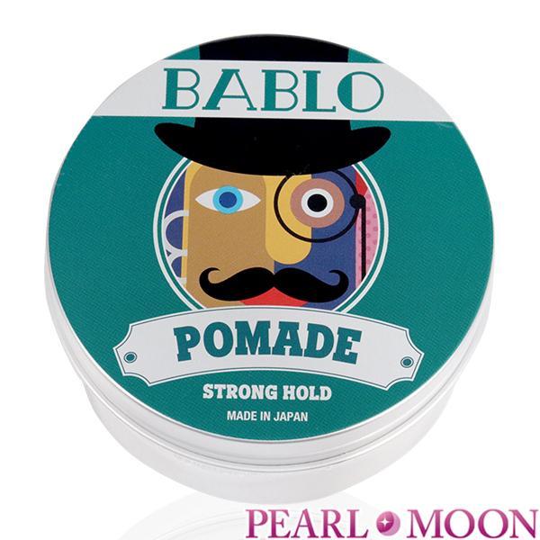 バブロ BABLO ポマード ストロングホールド 水性ポマード 130g|pearlmoon