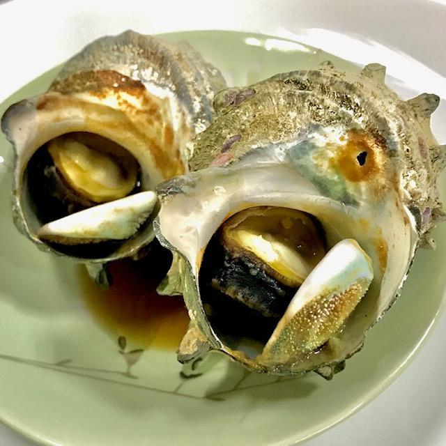 ヒオウギ貝10個、さざえ9~11個(総量約850g)絶品2種の貝セット /【アッパ貝 日の出貝 サザエ】|pearlshokuhinten|05