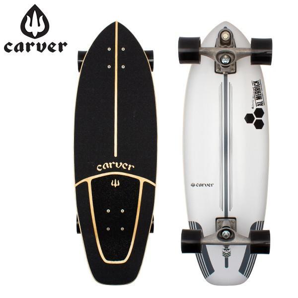 カーバースケートボード Carver Skateboards C7 コンプリート 30.75インチ C1013011027 スケボー