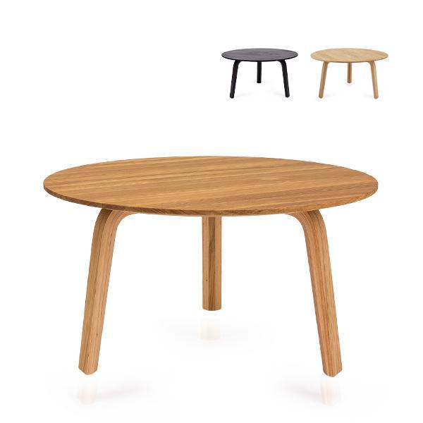ヘイ Hay コーヒーテーブル 直径60×高さ32cm ベラ サイドテーブル Bella Coffee Table おしゃれ インテリア 木製 北欧 家具 カフェ
