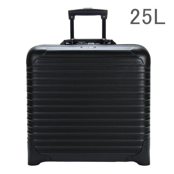 リモワ RIMOWA サルサ 833.40 83340 ビジネストローリー 2輪 スーツケース ブラック BUSINESS TROLLEY 25L (810.40.32.2)