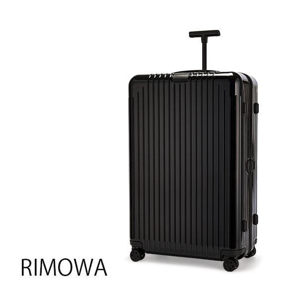 リモワ RIMOWA エッセンシャル ライト 823736 チェックイン L 81L 4輪 スーツケース Essential Lite