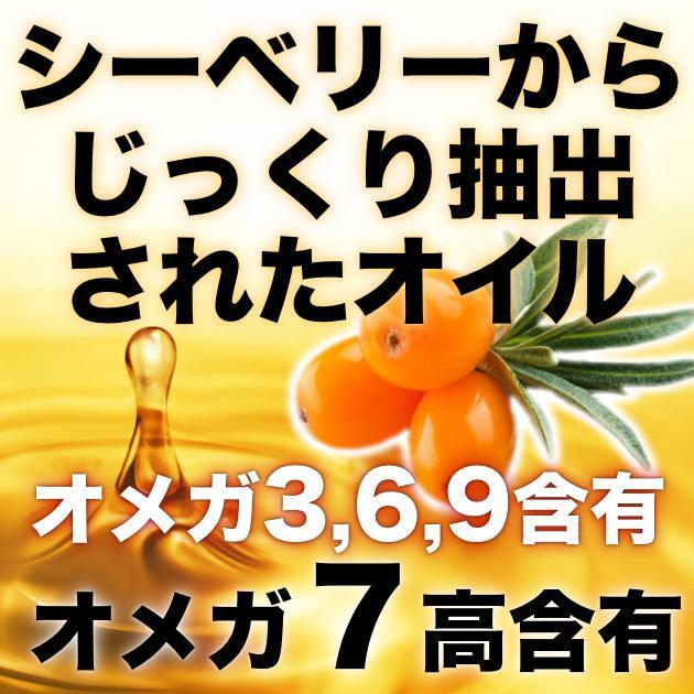 オメガ7高含有サプリメント モンゴル産『シーベリーオイル』90粒 pejapan 03