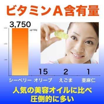 オメガ7高含有サプリメント モンゴル産『シーベリーオイル』90粒 pejapan 05