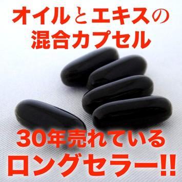 五葉の松種子SPNエキス『ブラック』90粒|pejapan|05