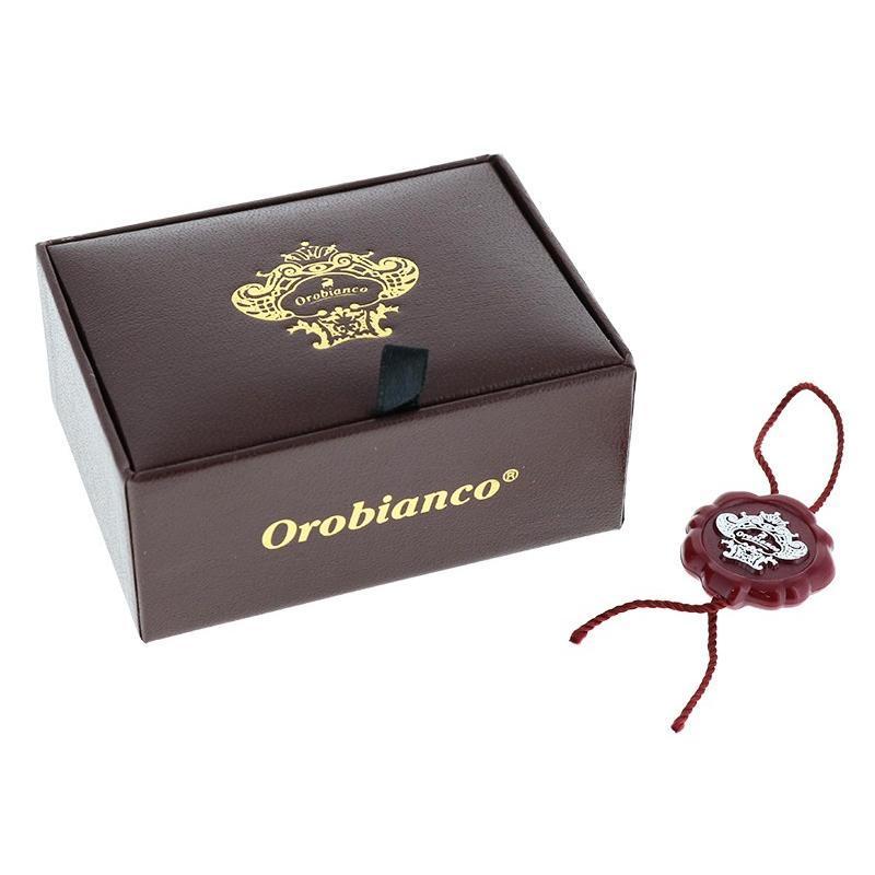 プレゼント 名入れ ネクタイピン タイピン ブランド Orobianco オロビアンコ メンズ  シルバー ORT153 pellepenna 04
