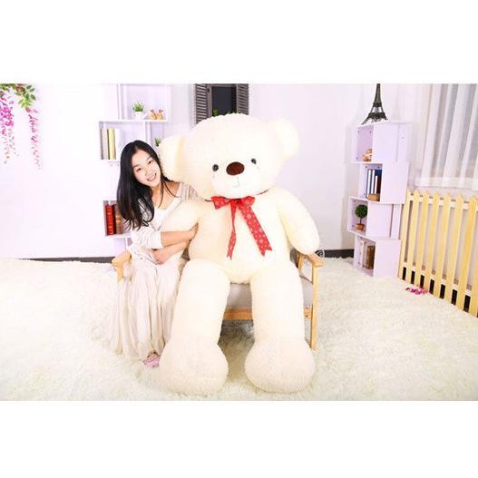 送料無料 デデイベア クマ ぬいぐるみ 大きい 抱き枕 くま 動物 熊 彼女 子供 プレゼント ギフト 贈り物80cm