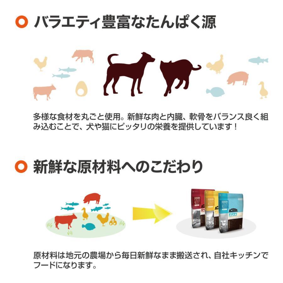 アカナ シングル フリーランダック 2kg (犬・ドッグ)[正規品] pemos 03