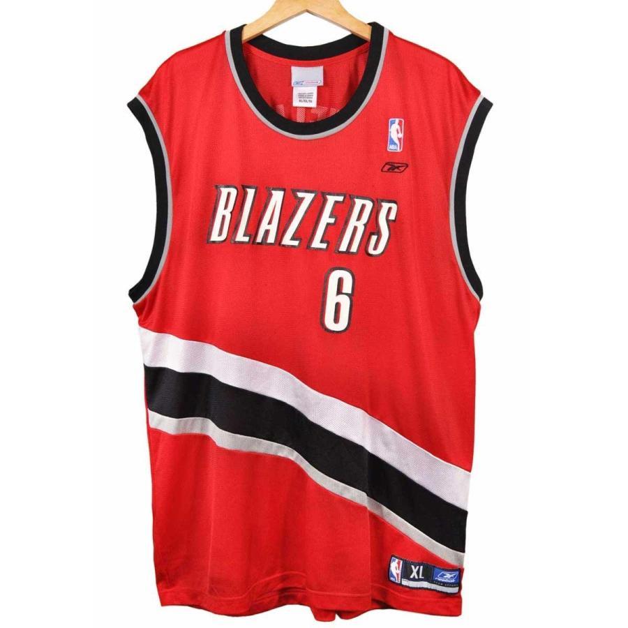 Reebok リーボック NBA Portland...