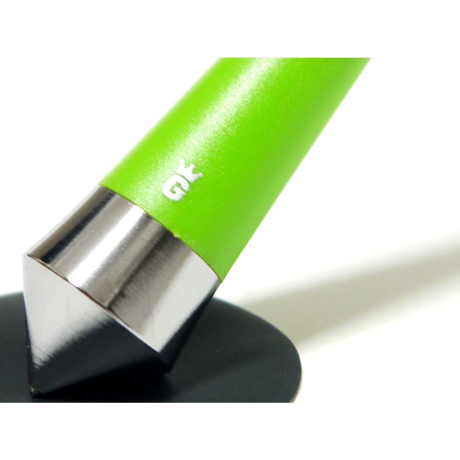 グスタフ イノベーション ボールペン スレンダ グリーン|penpapi|02