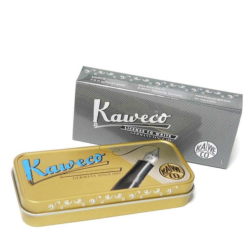 カヴェコ KAWECO 万年筆 リリプット ブラックF penpapi 04