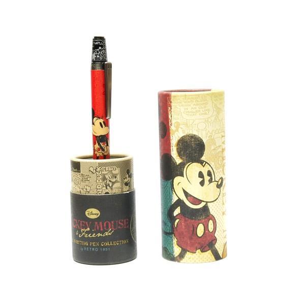 レトロ51 ボールペン ミッキーマウス&フレンズ  ミニーマウス penpapi 06