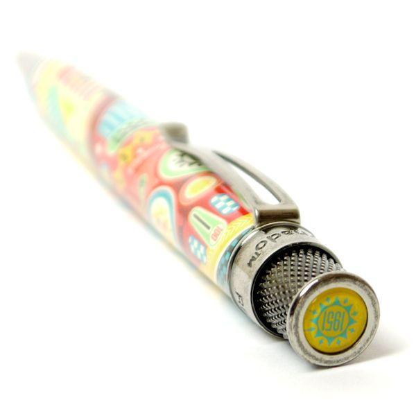 レトロ51 ボールペン 限定版 トルネード フリッパー ピンボール|penpapi|03