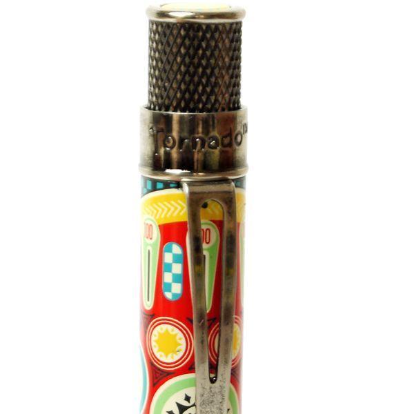 レトロ51 ボールペン 限定版 トルネード フリッパー ピンボール|penpapi|04