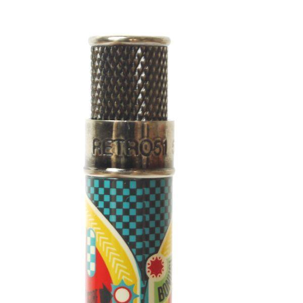 レトロ51 ボールペン 限定版 トルネード フリッパー ピンボール|penpapi|05