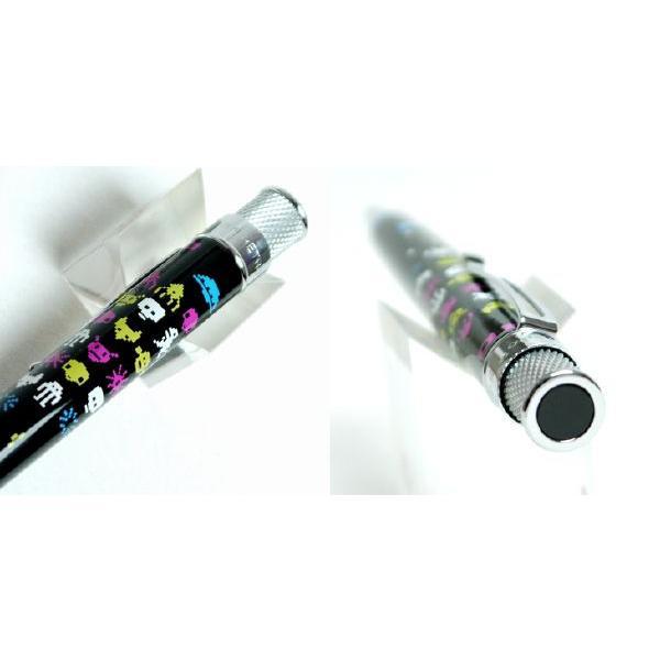 レトロ51 ボールペン 限定版 トルネード インベーダー|penpapi|03