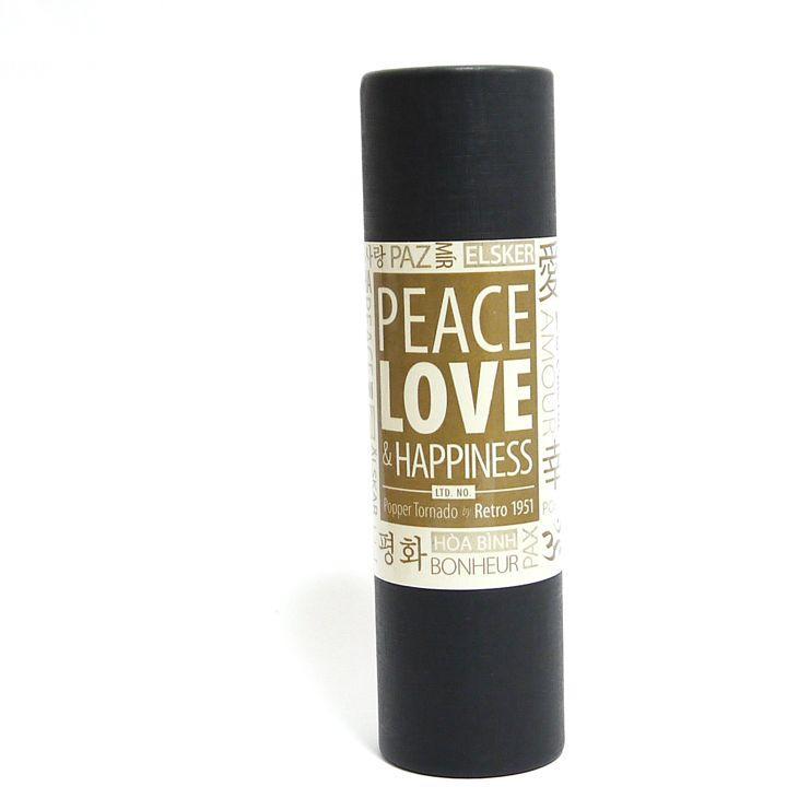 レトロ51 ボールペン 限定入荷 トルネード PEACE LOVE&HAPPINESS ボールペン|penpapi|06