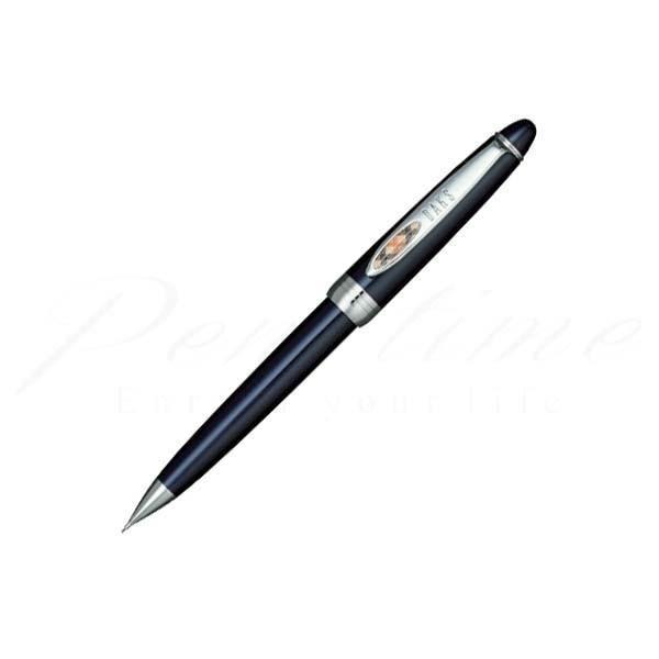 ダックス ペンシル(0.5mm) ラスティリア 66−1335−540 ブルー   名入れ有料 pentim
