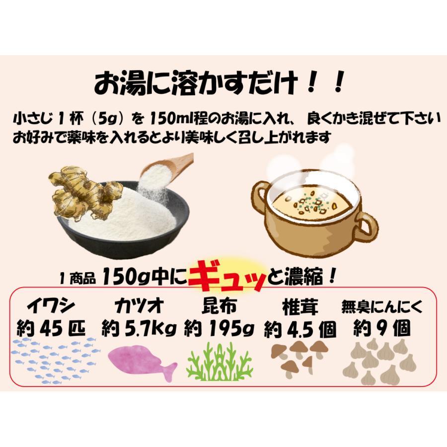 パッとほっとジンジャーパウダー~カラダ温まる栄養満点スープ~ peptiderip 02