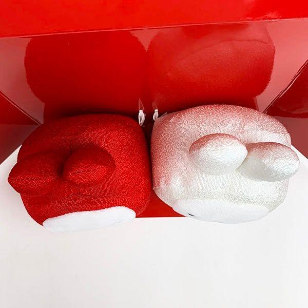 ミッフィー miffy 福だるま 紅白セット perfectworld-tokyo 03