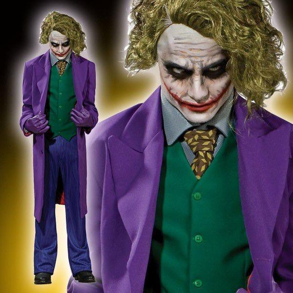 バットマン コスチューム 大人 男性用 ジョーカー コレクターズ版